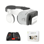 BOBOVR Z4 Update BOBO VR Z5 120 FOV 3D Cardboard Helmet Virtual Reality Glasses Headset Stereo Box for 4.7-6.2' Mobile Phone