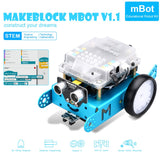 Makeblock MBot Educational Robot Kit -Blue (Bluetooth Version)