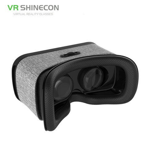 VR SHINECON VR Virtual Reality Headset 3D VR Glasses Virtual Reality Glasses For 4.0-6.0 inch Smartphones VR Cardboard