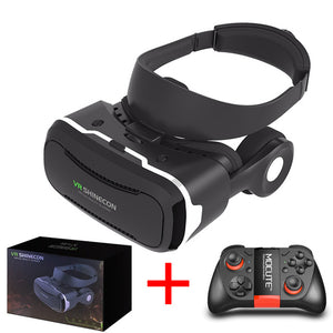 VR Shinecon 4.0 Stereo Virtual Reality Headset Google