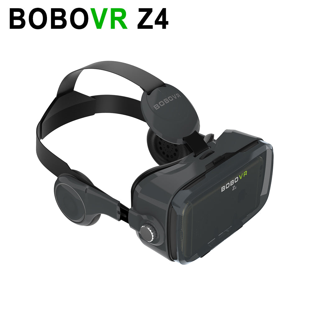 New Version BOBOVR VR Z4 Black Virtual Reality Headset