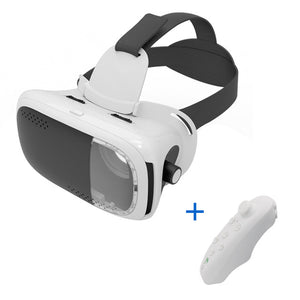 VR BOX 3D Headset With Wireless Controllers
