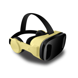 Virtual Reality VR 3D Glasses Immersive VR Box Myopia 600 Degree with HIFI Headset Earphone For 4-6 Inch IOS Android Smartphone