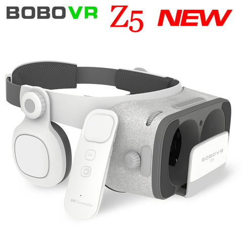BOBOVR Z5 3D Virtual Reality Headset Bundle