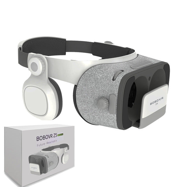 NEW Global Version BOBOVR Z5 Virtual Reality Headset Full package + GamePad
