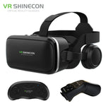 Shinecon Virtual Reality Headset For 4-6' SmartPhones + Gamepad