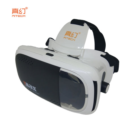 RITECH VMAX Immersive 3D 360 Virtual Reality Headset for 4.7-6' Smartphone