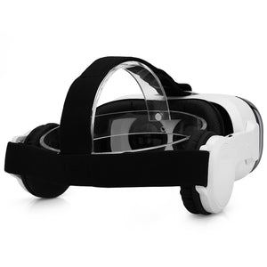 Hellopro VB2 3D VR Headset Movie Game Virtual Reality with Headphones for 4.5 - 6 inch Phone