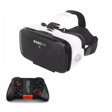 Hot!BOBOVR Z4 MINI VR Glasses 3D Virtual Reality Headset Google Carboard   VR Box Glasses And the Bluetooth handle Game joystick