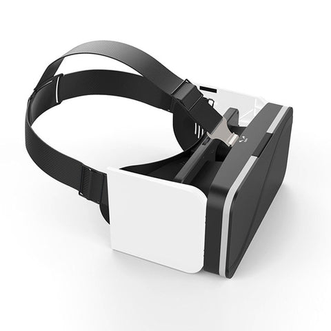 K-MIC 3D VR Headset Foldable Dual-sided Anti Blue Ray Lens
