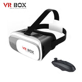"VR BUCINUM VR BOX 2.0 3D VR Glasses Virtual Reality Headset for 3.5-6.0"" Smartphones + Bluetooth Controller Shipment from Russia"