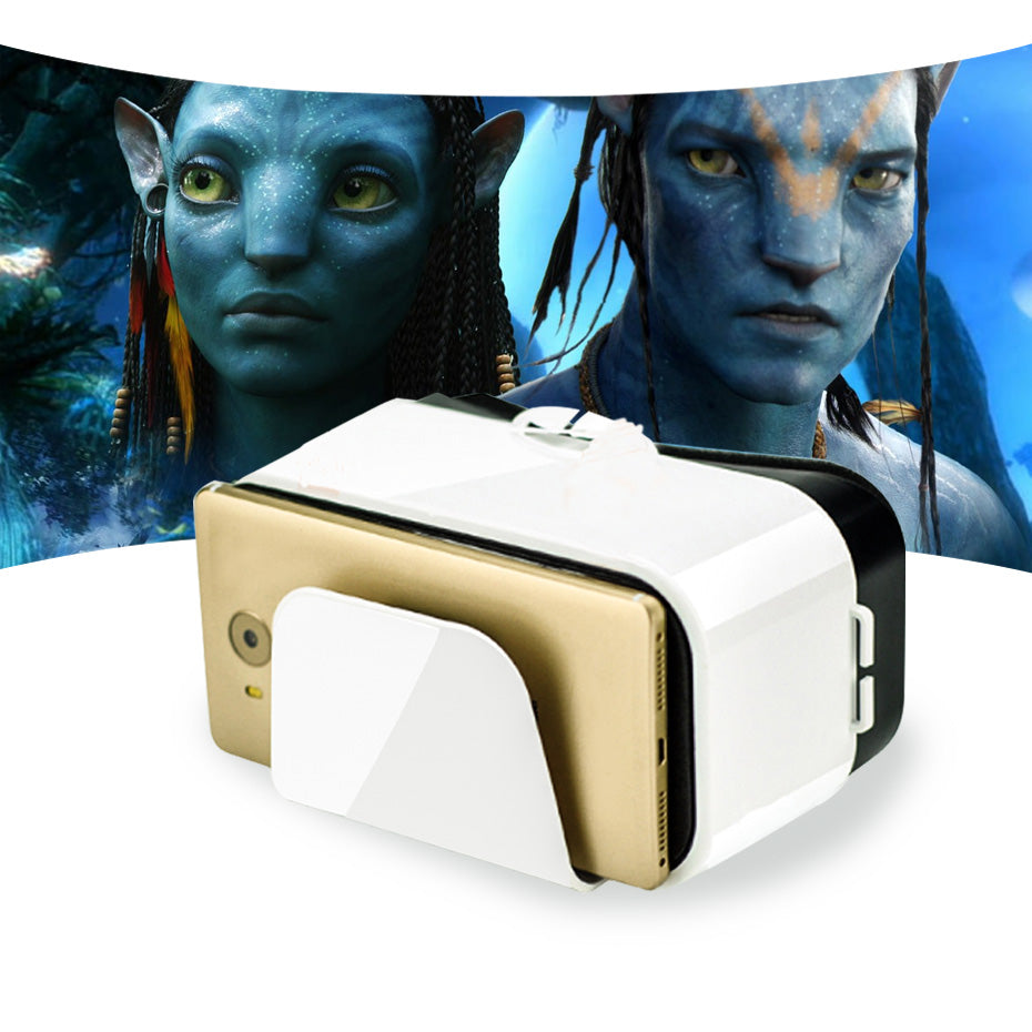 New Version VR Box 3d Headset For Smartphone