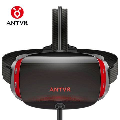 ANTVR New! Virtual Reality PC headset with Dual OLED Screen