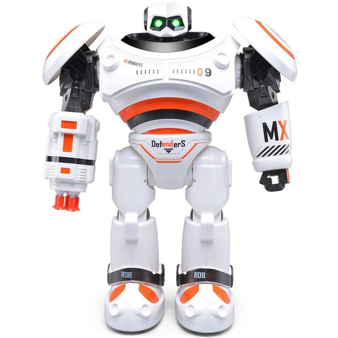 Tad, the fully Programmable SMART RC Dancing Robot