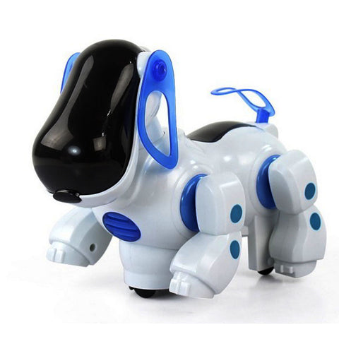 Rover, the RC Robot Dog With Music