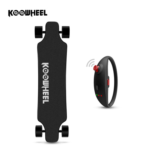 Upgraded 2017 Koowheel 4 Wheel Electric Hoverboard Scooter