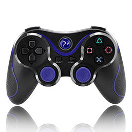 FORNORM  PS3 Wireless Bluetooth USB Rechargeable Game Controller