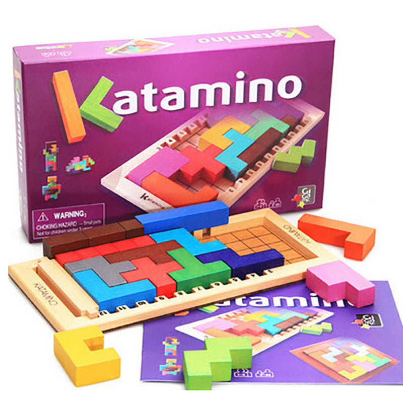 KATAMINO Board Game