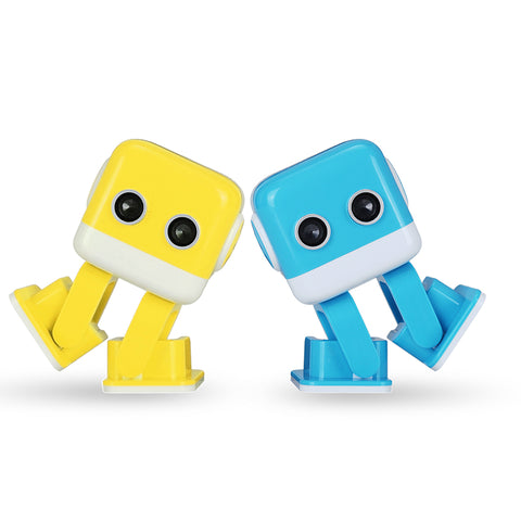 Cubee: The World's Most Intelligent Toy Robot for Kids