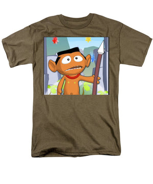 Starsmasher Villager - Men's T-Shirt  (Regular Fit)