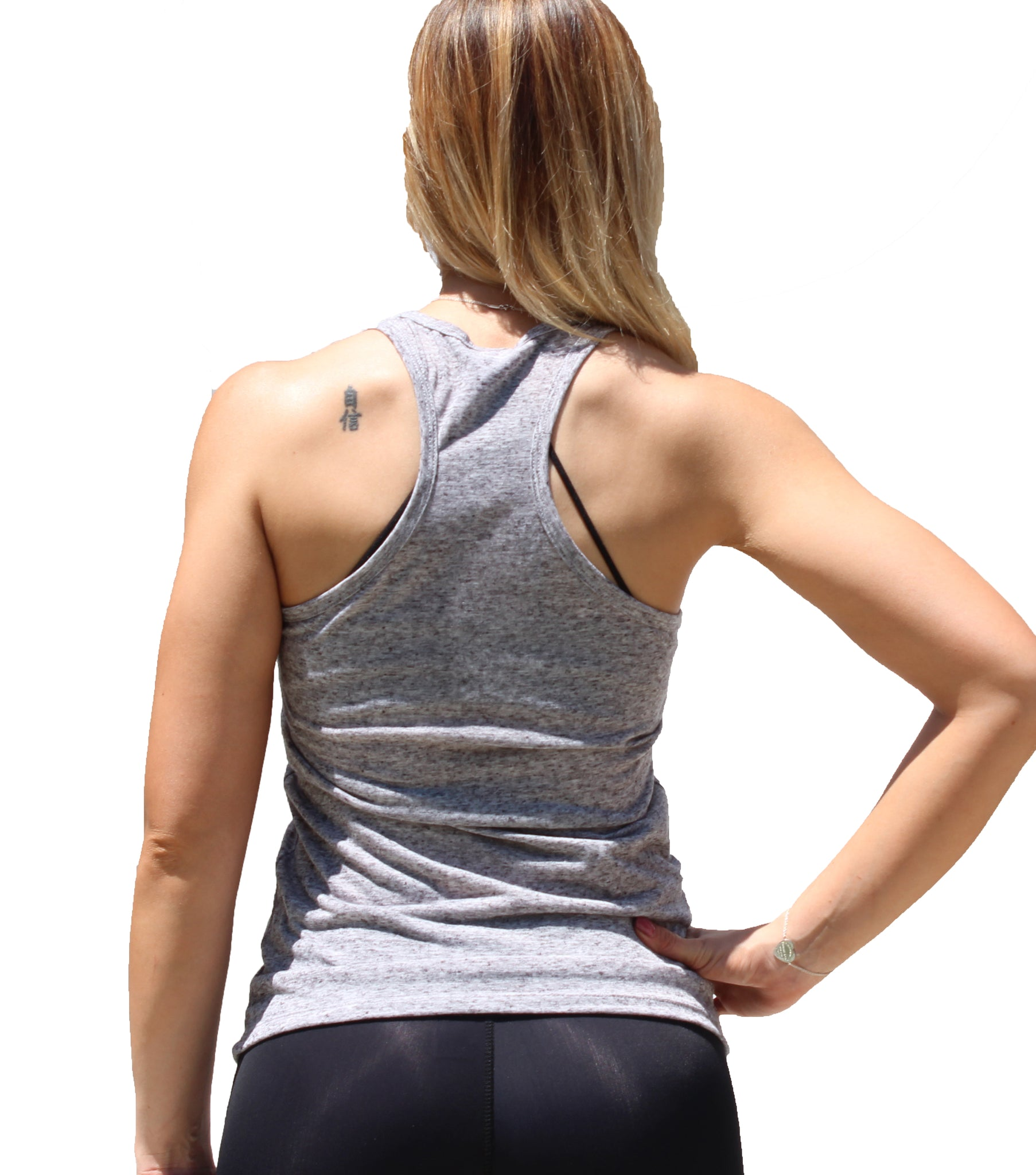 Womens Razor Back Tank top