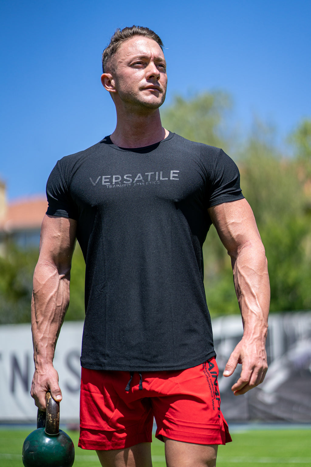 Versatile Fitted Tee