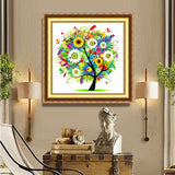 Diamond Art - Four Seasons - Summer artwork Kit - DIY Art