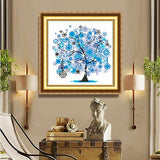 Diamond Art - Four Seasons - Winter artwork Kit - DIY Art