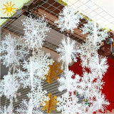 White Snowflake (30 Pcs)