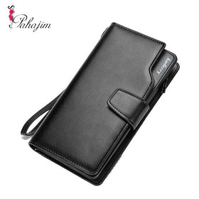 2017 New Design Men Purse Casual Wallet