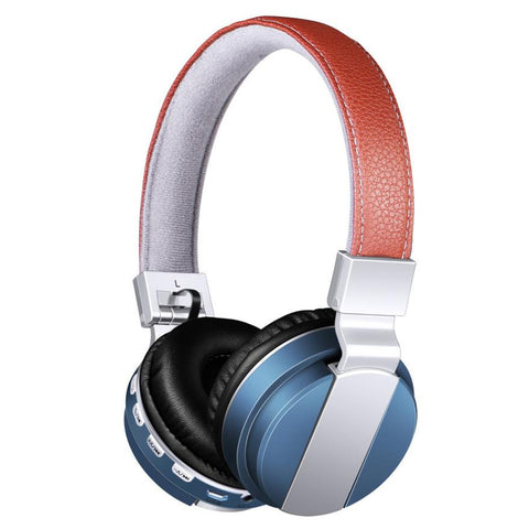 Deep Bass Stereo Wireless Bluetooth 4.0 Headphone