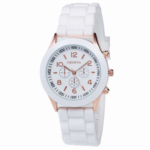 2017 Women Jelly Sport wristwatch