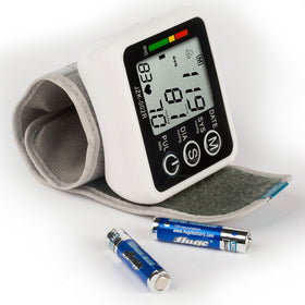 Health Care Automatic Digital Wrist Blood Pressure Monitor