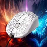 3 Buttons USB Wired Luminous Gaming Mouse