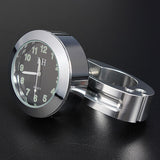 Universal Waterproof Motorcycle Handlebar Mount Clock