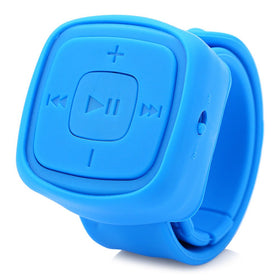 Mini Portable Walkman Watch Type MP3