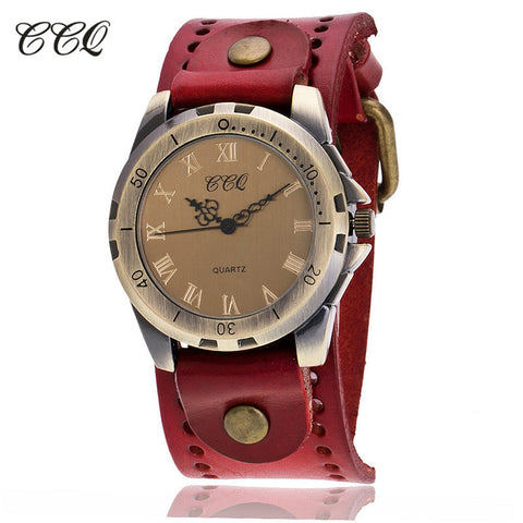 Relogio Masculino Casual Luxury Roman Number Quartz