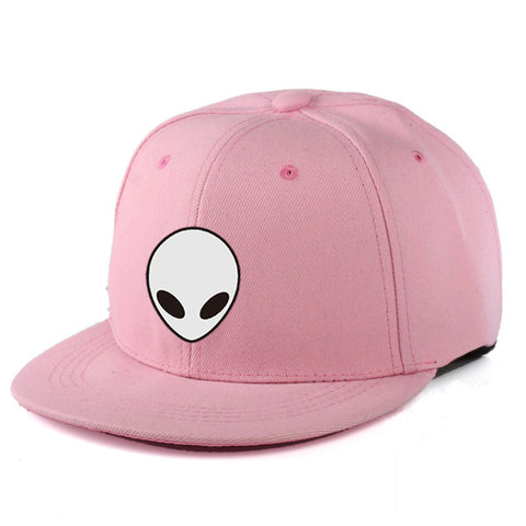 e151b029b80 2017 East Knitting Aliens Printing Baseball Cap