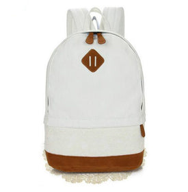 Denim Casual Travel Backpack