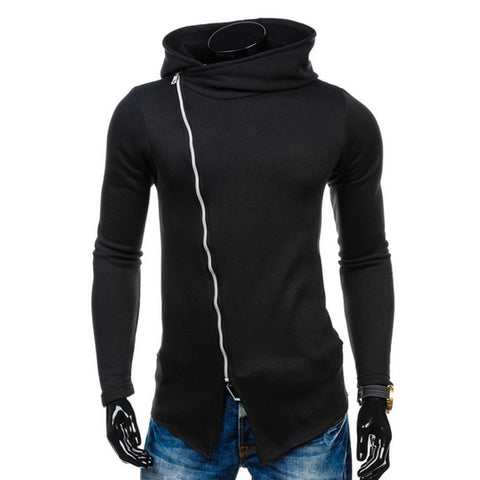 Hoodie Men Coat Warm Tracksuit