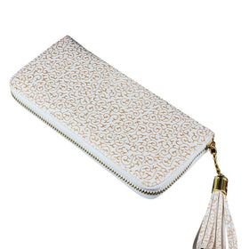 Europe Style High Quality Gilt Pattern Zipper Wallet
