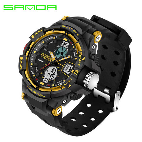 Relogio Masculino Multifunctional Watch
