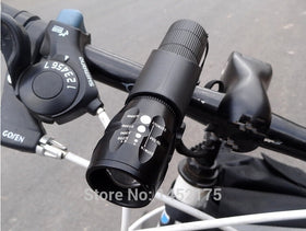 Waterproof Bicycle Light 7 Watt 2000 Lumens 3 Mode Bike