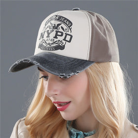 Fitted casual gorras 5 panel snapback
