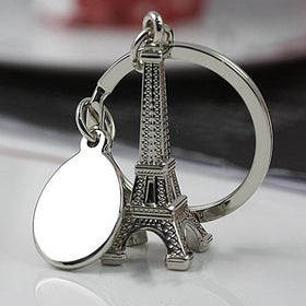 Paris Eiffel Tower Key chain