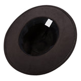 Trendy Cotton Floppy Felt Fedora Hat