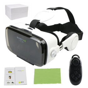 Z4 VR 360 Degree 3D Viewing Immersive Experience 4.7''-6.2'' Smartphone Virtual Reality Glasses