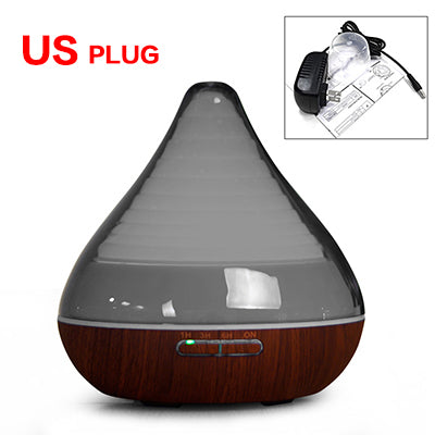 Portable Aromatherapy Humidifier Ultrasonic Essential Oil Diffuser Home Purifier Air Humidifier Aroma Diffuser Mist Maker Fogger