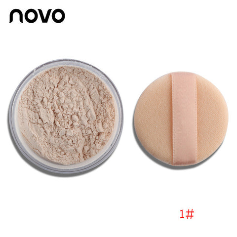cfac6696c69 1PC Brand Powder Professional Makeup Loose Powder Matte Bare Face