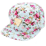 Snapback Hat Hip-Hop Flat Adjustable Cap Sun Hats For Boy Girl gorras planas